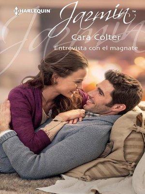 cover image of Entrevista con el magnate