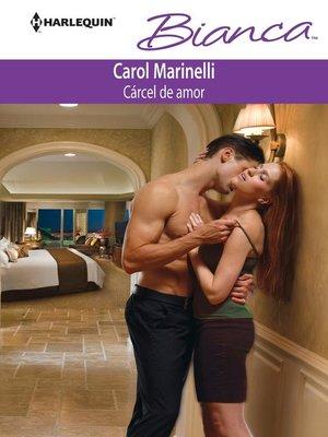 cover image of Cárcel de amor