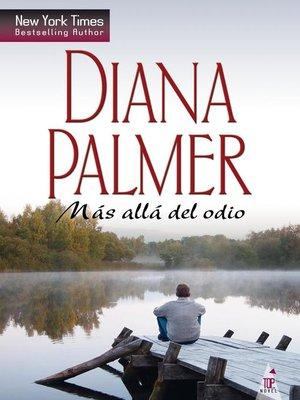cover image of Más allá del odio