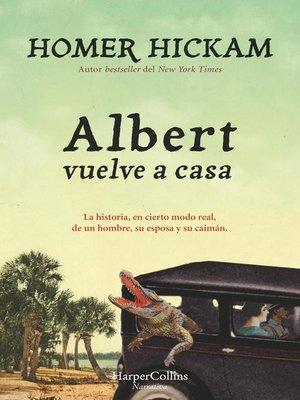 cover image of Albert vuelve a casa