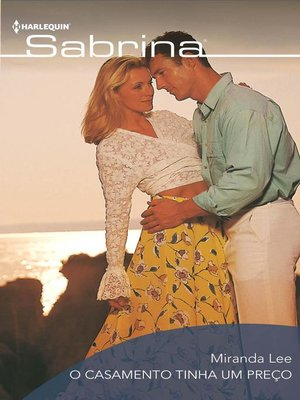 cover image of O casamento tinha um preço