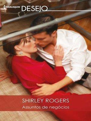 cover image of Assuntos de negócios