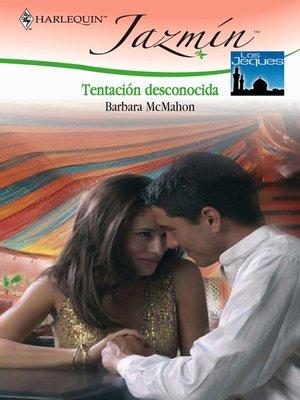 cover image of Tentación desconocida
