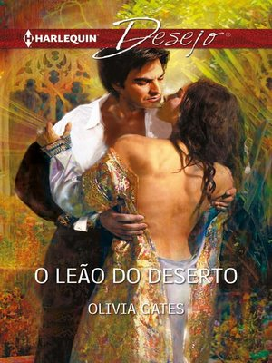 cover image of O leão do deserto