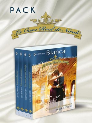 cover image of Pack 2 La Casa Real de Niroli