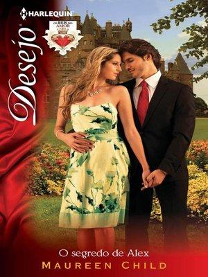 cover image of O segredo de Alex