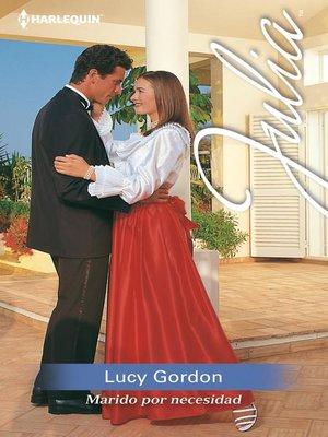 cover image of Marido por necesidad