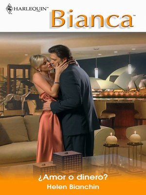 cover image of ¿Amor o dinero?