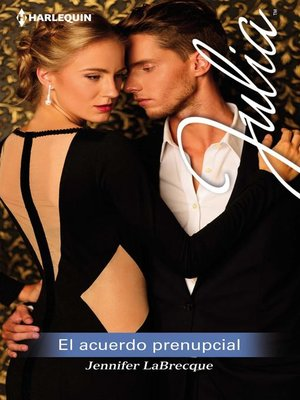 cover image of El acuerdo prenupcial