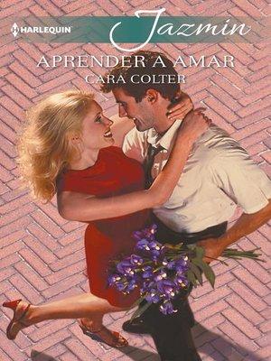 cover image of Aprender a amar