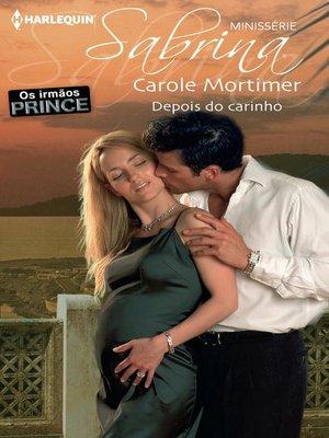 cover image of Depois do carinho