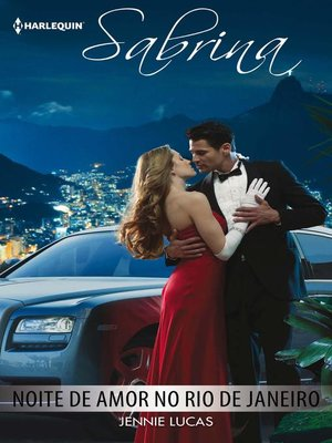 cover image of Noite de amor no rio de janeiro
