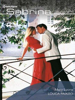cover image of Louca paixão