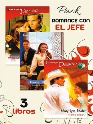 cover image of Pack Romance con el jefe