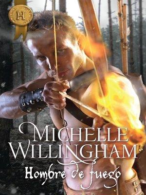 cover image of Hombre de fuego
