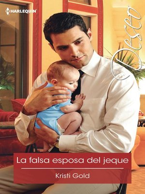 cover image of La falsa esposa del jeque