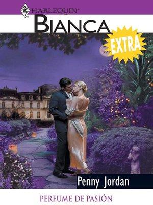 cover image of Perfume de pasión