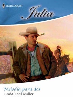 cover image of Melodía para dos