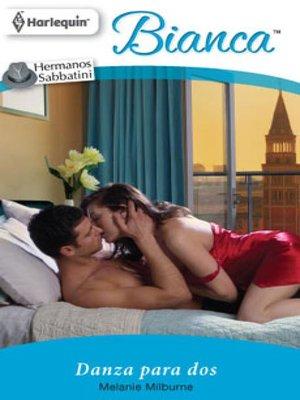cover image of Danza para dos