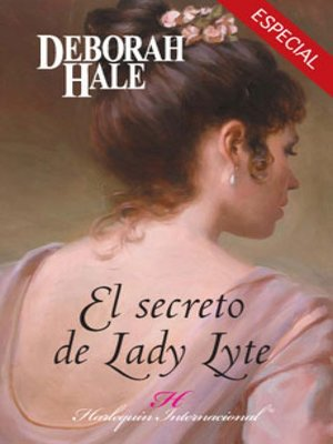 cover image of El secreto de lady Lyte