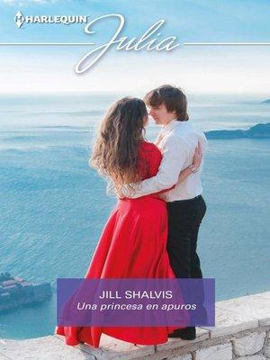 cover image of Una princesa en apuros