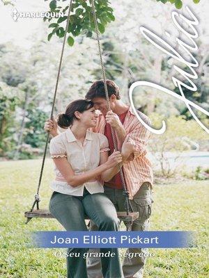 cover image of O seu grande segredo