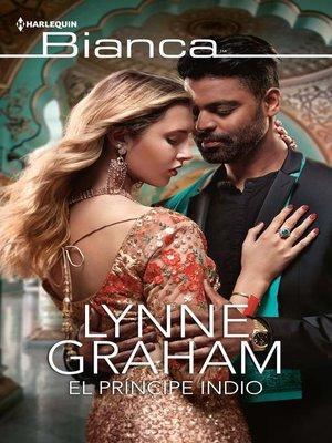 cover image of El príncipe indio