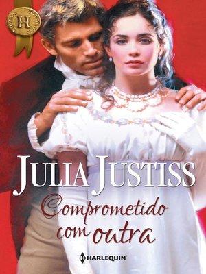 cover image of Comprometido com outra