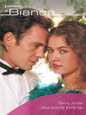 cover image of Una noche especial