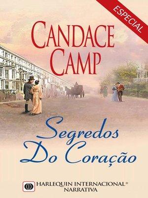 cover image of Segredos do coração