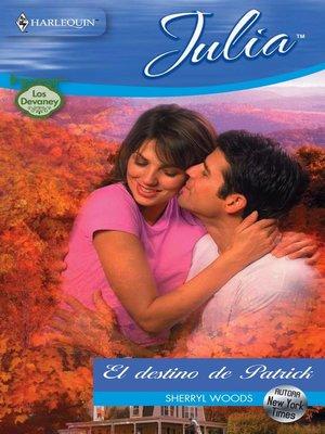cover image of El destino de Patrick