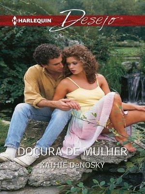 cover image of Doçura de mulher