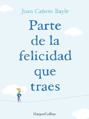 cover image of Parte de la felicidad que traes