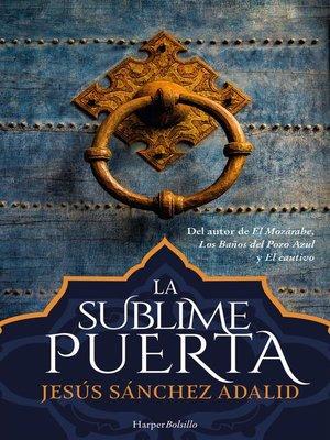 cover image of La sublime puerta