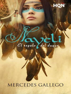cover image of Nayeli. El regalo del duque