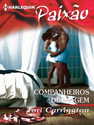 cover image of Companheiros de viagem