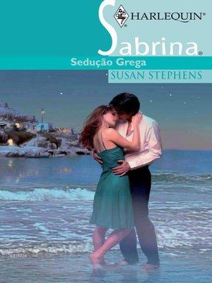 cover image of Sedução grega