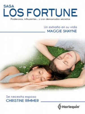 cover image of Un extraño en su vida/Se necesita esposa