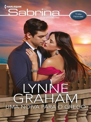 cover image of Uma noiva para o grego