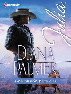 cover image of Una misión para dos