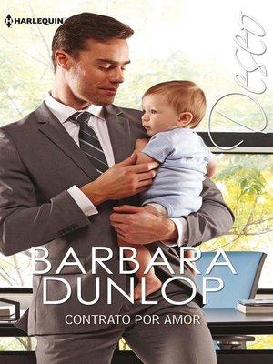 cover image of Contrato por amor