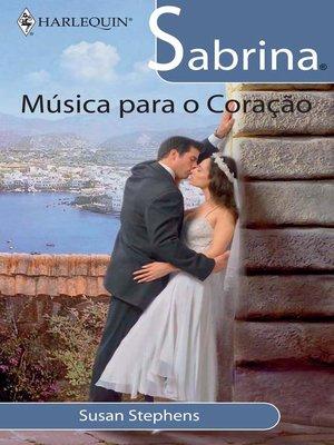 cover image of Música para o coração
