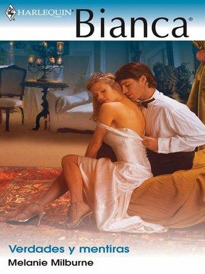cover image of Verdades y mentiras