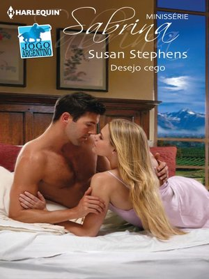 cover image of Desejo cego