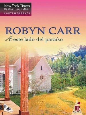 cover image of A este lado del paraíso