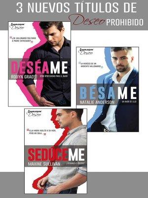 cover image of E-Pack Deseos Prohibidos--enero 2020