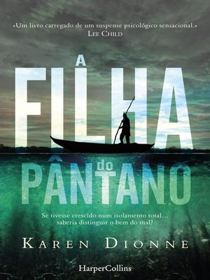 cover image of A filha do pãntano