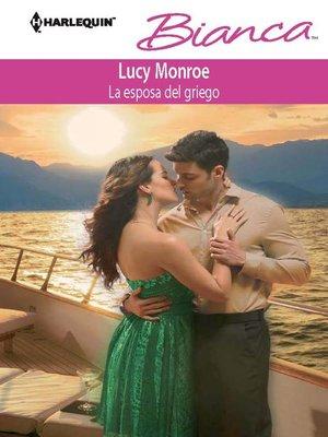 cover image of La esposa del griego