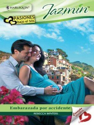 cover image of Embarazada por accidente