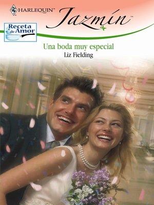 cover image of Una boda muy especial